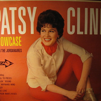 Mint Patsy Cline Albums - Records
