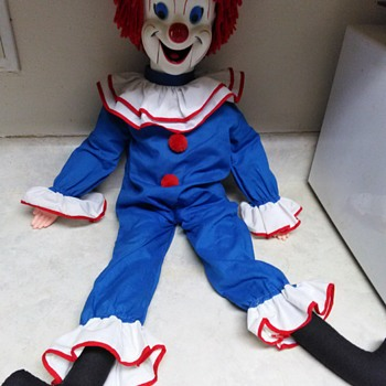 BOZO THE CLOWN TALKER - Dolls