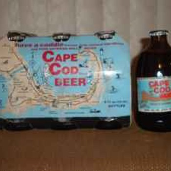 Help! cannot find any info at all, on this Item  Cape Cod Beer 1969-1971 - Bottles