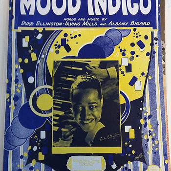 Mood Indigo by Duke Ellington - Music