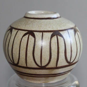 Inowe Pottery, Ciskei, South Africa  - Art Pottery