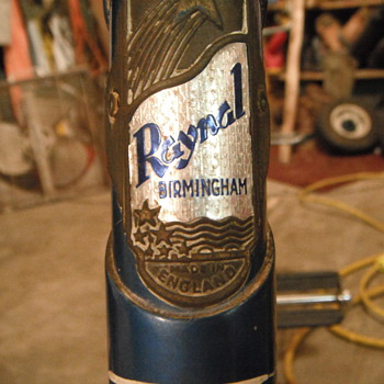 Raynal English bicycle