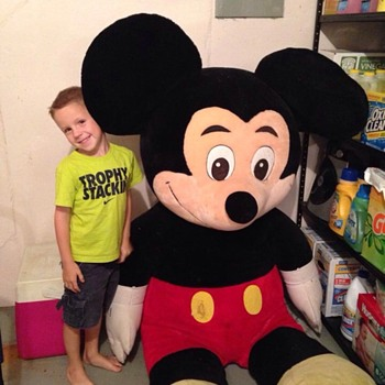 6ft Mickey mouse