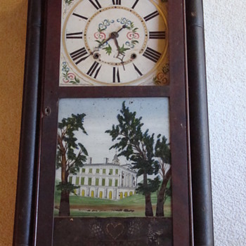 Recently inherited Seth Thomas clock. Need help identifying date it was made.