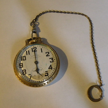 Hamilton Railroad Watch - Pocket Watches