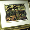 """2 of 2 Group of Seven, Plate Proof""""Arthur Lismer--27 June 1885 – 23 March 1969-- """"XX Century"""