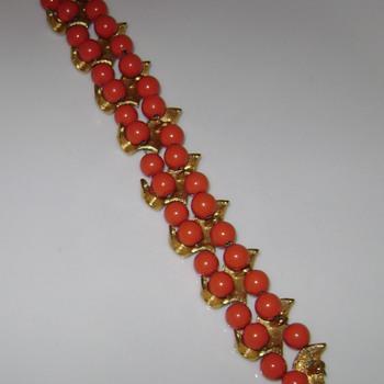 Vintage Kramer Bracelet - Costume Jewelry