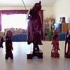 Wood Figures