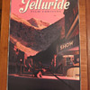 Telluride Film Festival poster, by Laurent Durieux