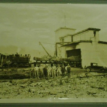 Original Darius Kinsey Railroad/Mining Photographs in Orig. Folder - Photographs