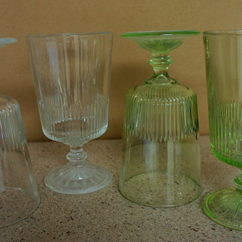 Grandmother's Glassware - Glassware