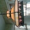 *1920 Dutch panel hanging lamp