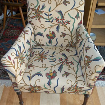 HELP PLEASE!  What style of chair is this?