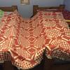 Inherited antique quilt