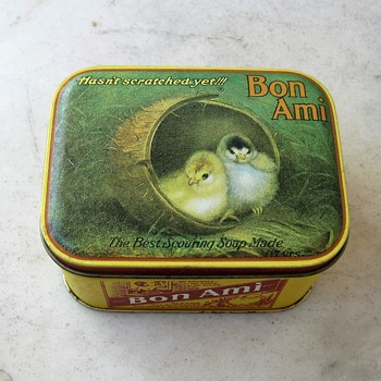 Happy Easter from Bon Ami (a good friend) - Advertising