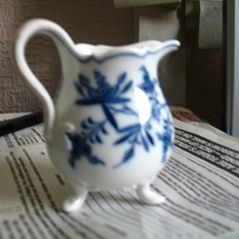 Meissen Milk Jug Circa 1900 - China and Dinnerware