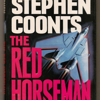 "1993 - ""The Red Horseman"" by Stephen Coonts - Books"