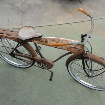 &#039;50s Huffy Cruiser Bicycle - Outdoor Sports