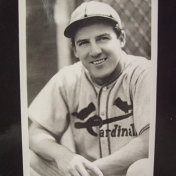 ST.LOUIS CARDINAL BASEBALL PLAYER, Joe Garagiola!! Probably 1940s-50s. - Photographs