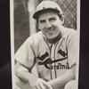 ST.LOUIS CARDINAL BASEBALL PLAYER, Joe Garagiola!! Probably 1940s-50s.