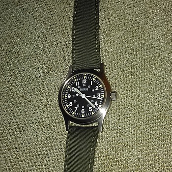 Benrus reissue of Viet Nam era military watch - Wristwatches