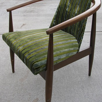 Mid Century Modern Kodawood  Chair