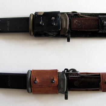 AK-47 Bayonets - Military and Wartime