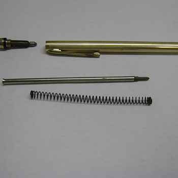 Old Watermans pen