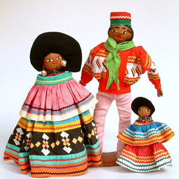 National Costume Doll Collection - Dolls