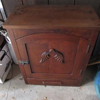 Antique Wood Box