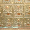 brass p.o. boxes with eagle