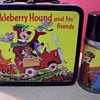 1961 Huckleberry Hound/Quick Draw McGraw Metal Lunchbox