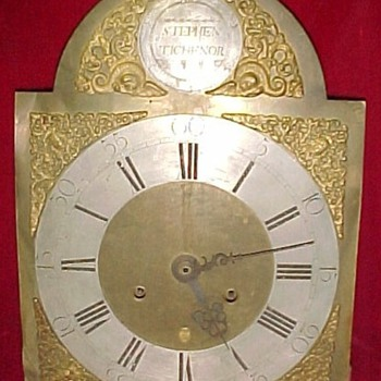 1700s Antique Tall-Case Clockworks - Clocks