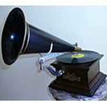 1903 gramophone ''OHIO TALK-O-PHONE'' - Music