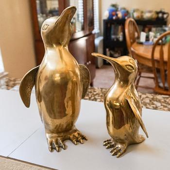 Brass Penguins - Animals