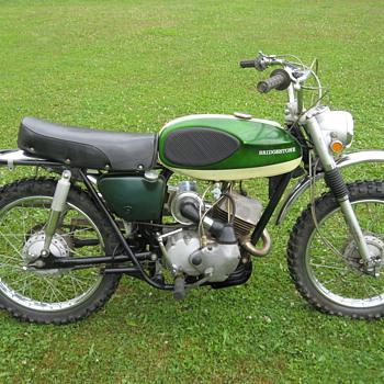 1970 Bridgestone TMX-100 Scrambler