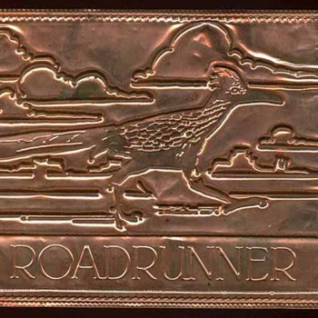 "Road Runner ""Clown of the Desert"""