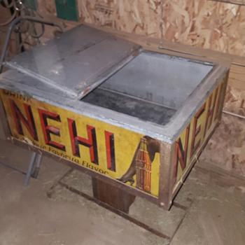 NEHI Cool Box - Advertising