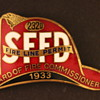 SFFD Fire Lines badge