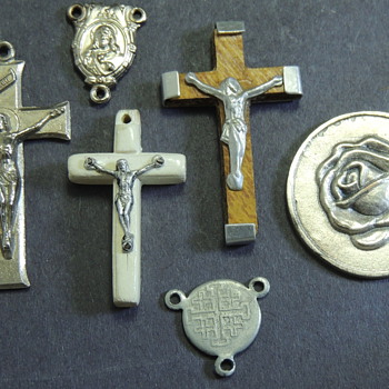 Lot of Religious Artifacts Help!