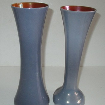 IMPERIAL COLORS: DARK ORANGE OR CINNAMON? - Art Glass