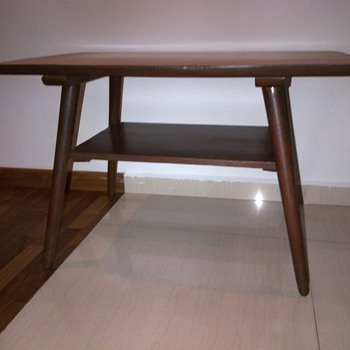 Vintage Teak coffee table with Formica top - Furniture