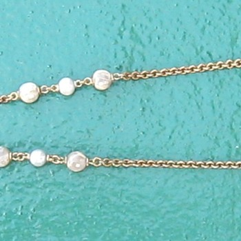 EXTASIA necklace question - Costume Jewelry