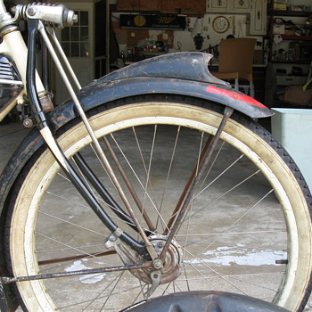 old bike!