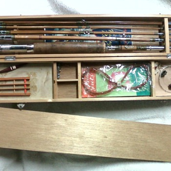 travel rod in box - Fishing