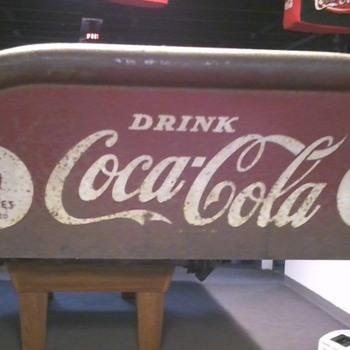 Coca Cola Rack