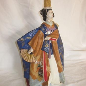 urasaki hakata geisha - Art Pottery