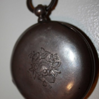 Please help me identify this pocket watch!!!!