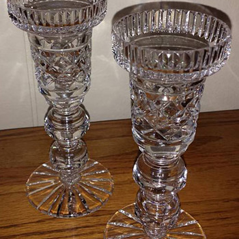 Tipperary Candlesticks