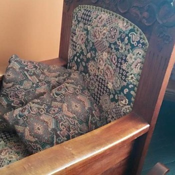 Rocking Chair - No Idea on Origin - HELP! - Furniture